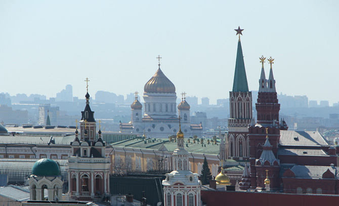 Top ten attractions to visit in Moscow