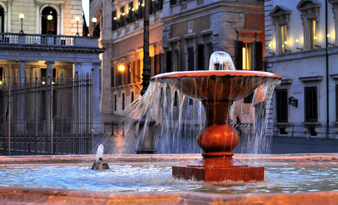 Туристы в Риме станут меценатами