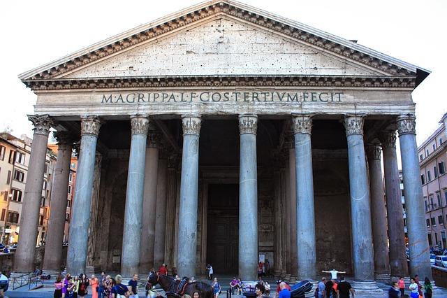 Лучший путеводитель по Риму (Пантеон)