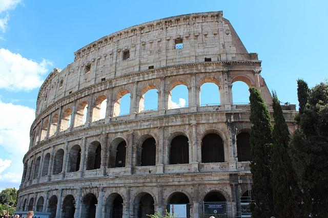 путеводитель по Риму Колизей