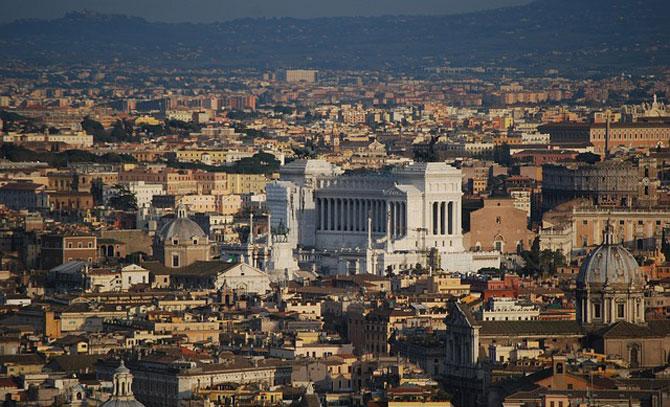 Рим – путеводитель по мировой истории