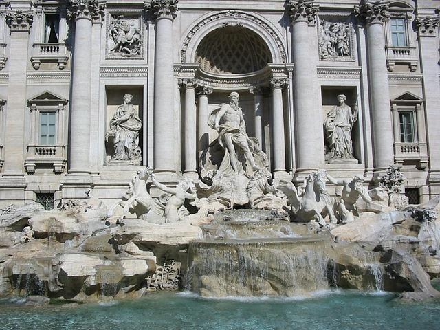 что посмотреть в Риме путеводитель