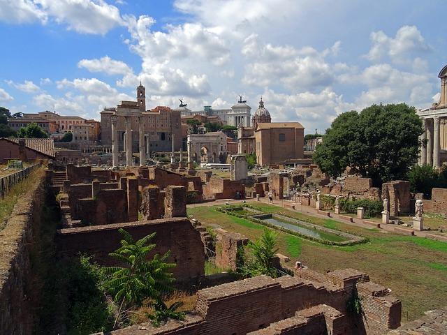 достопримечательности древнего Рима - что посмотреть