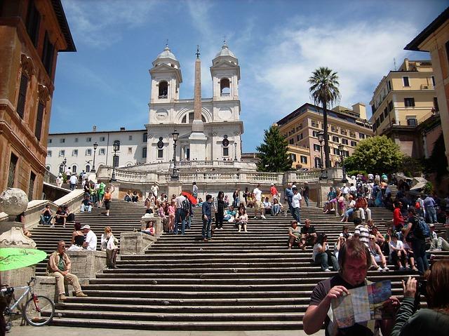 что посмотреть в Риме достопримечательность