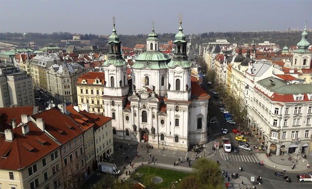 что посмотреть в Праге весной самостоятельно