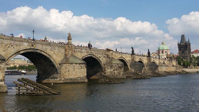 Что посмотреть в Праге - Карлов мост
