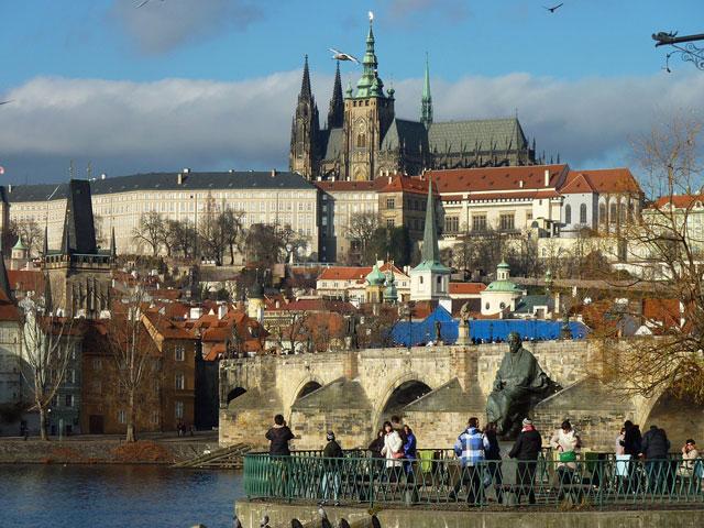 Что посмотреть в Праге - Пражский град