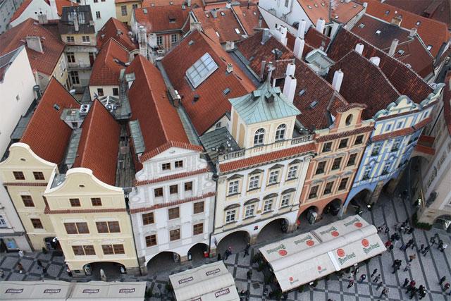 Что посмотреть в Праге - Старый город