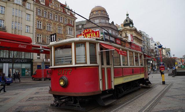 Прага самостоятельно: транспорт в Праге