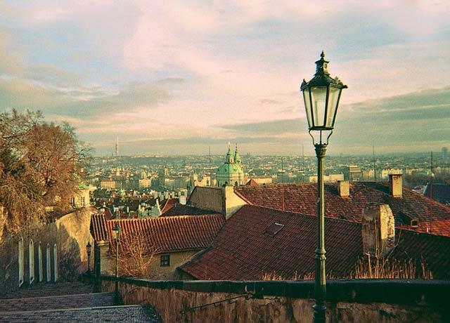 самостоятельно Прага осенью, когда ехать в Прагу