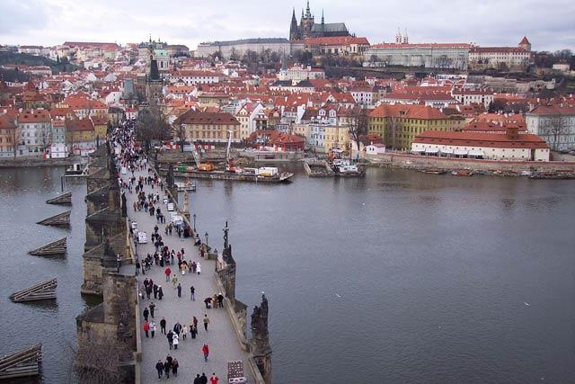 Смотровые площадки в Праге