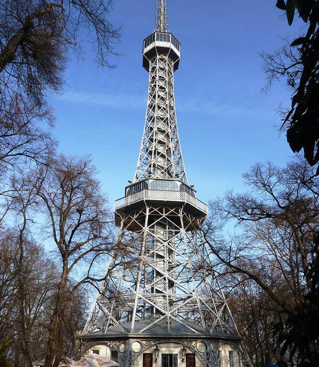 Башня холма Петршин Прага
