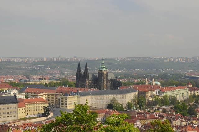 Прага на три дня - Петршин