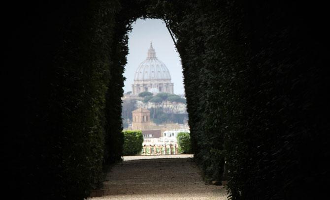 Необычные достопримечательности Рима