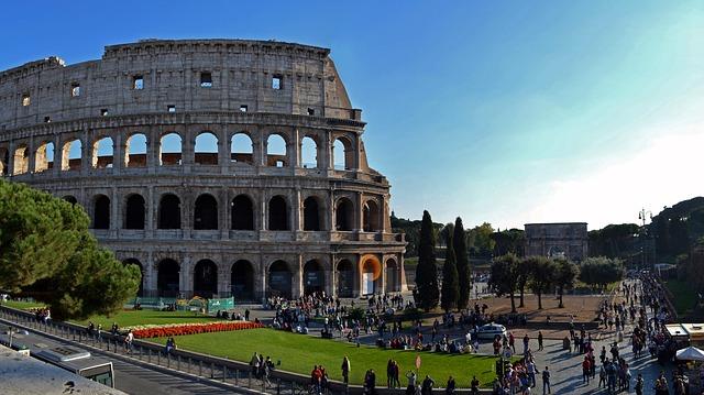 Неделя в Риме - маршруты по Риму, Колизей