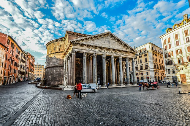 Достопримечательности Рима Пантеон