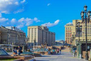 Аудиогид по Москве