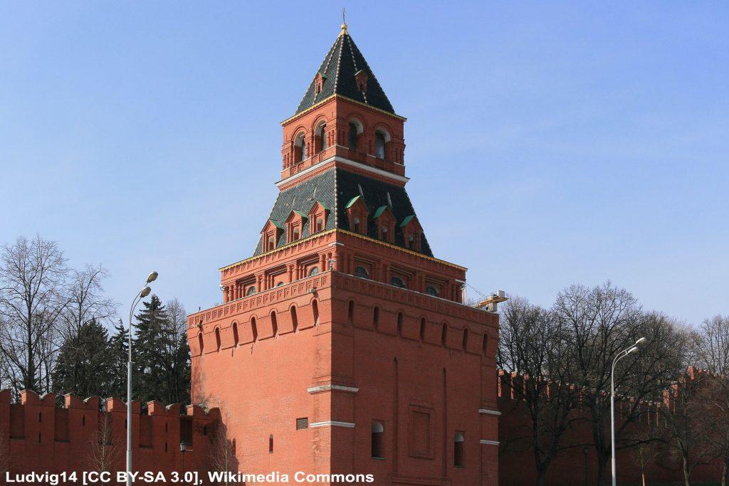 Башни Кремля экскурсия