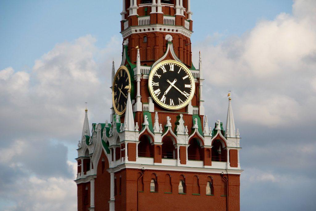 Спасская башня аудиогид