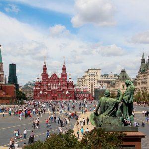 Экскурсия по Красной площади