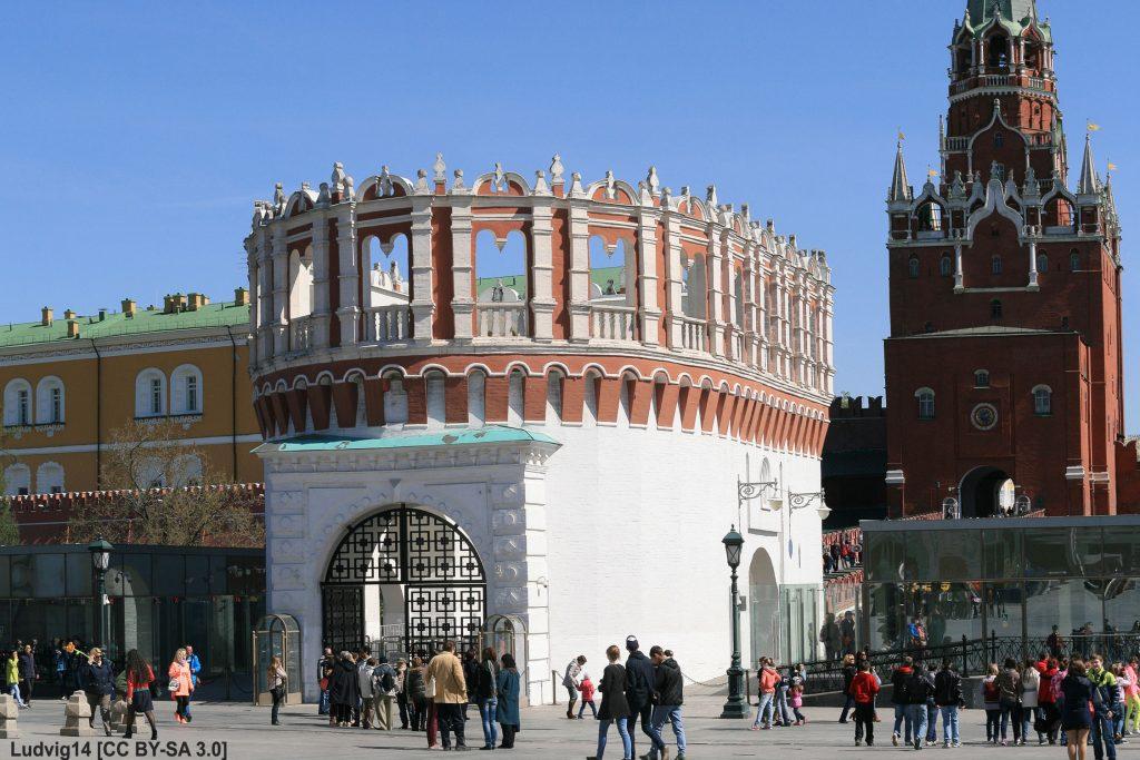 Бесплатная экскурсия по Москве