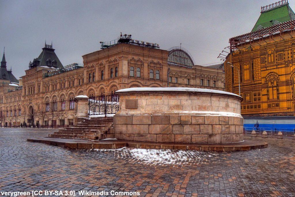 Лобное место на Красной площади