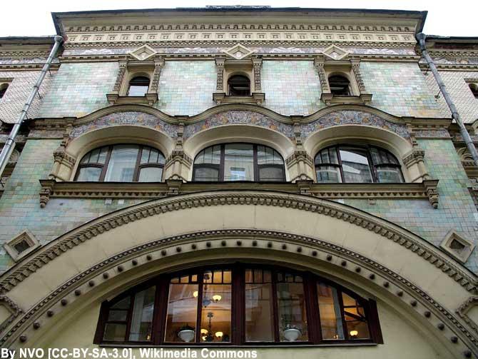 Саввинское подворье - интересные места в Москве