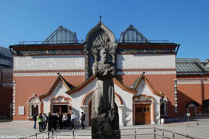 Главные достопримечательности в Москве