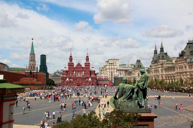 Что посмотреть в Москве - главные достопримечательности