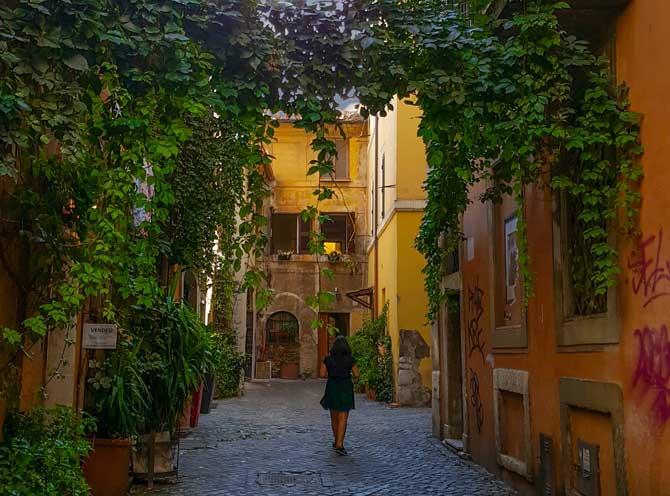Трастевере - куда сходить в Риме