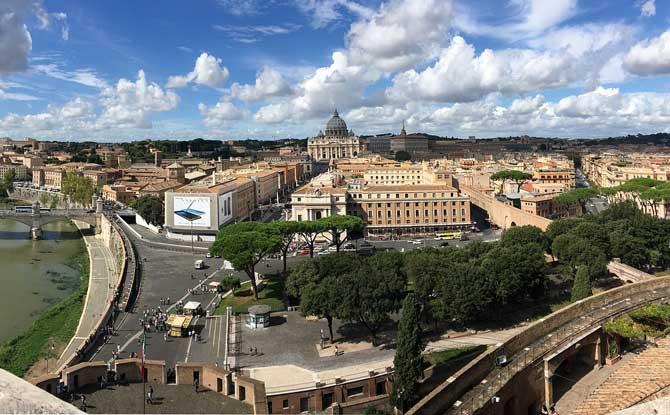 Куда сходить в Риме и что сделать