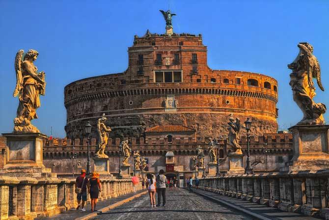 Рим музей в Замке Ангела