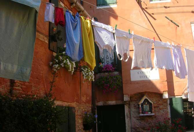 где лучше остановиться в Венеции