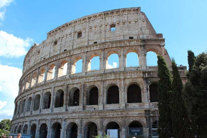 Колизей Рим билеты