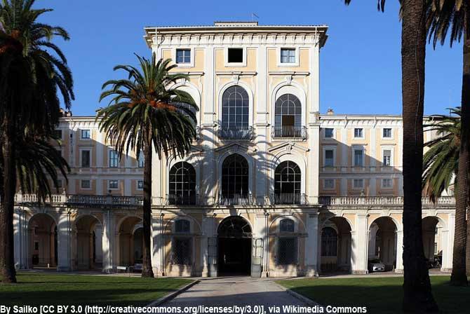 Рим Палаццо Корсини