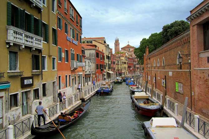 как выбрать отель в венеции