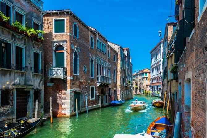 где остановиться в Венеции районы