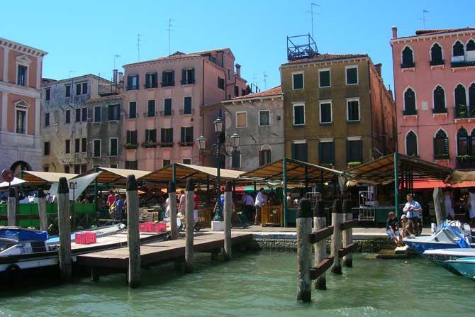 районы Венеции отели