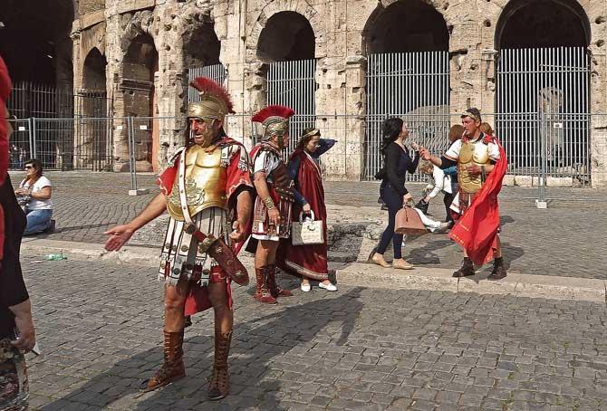 Как посетить Колизей в Риме - советы