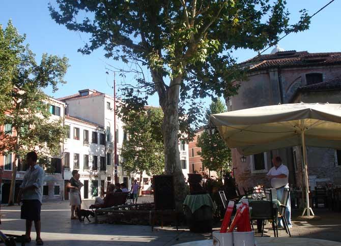 районы и отели Венеции - где лучше остановиться