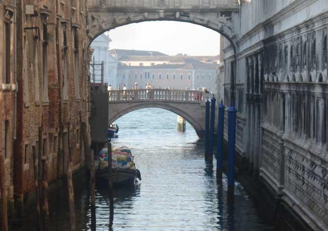 районы Венеции - где лучше остановиться