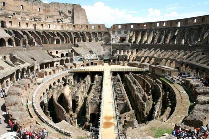 Колизей в Риме - что нужно знать