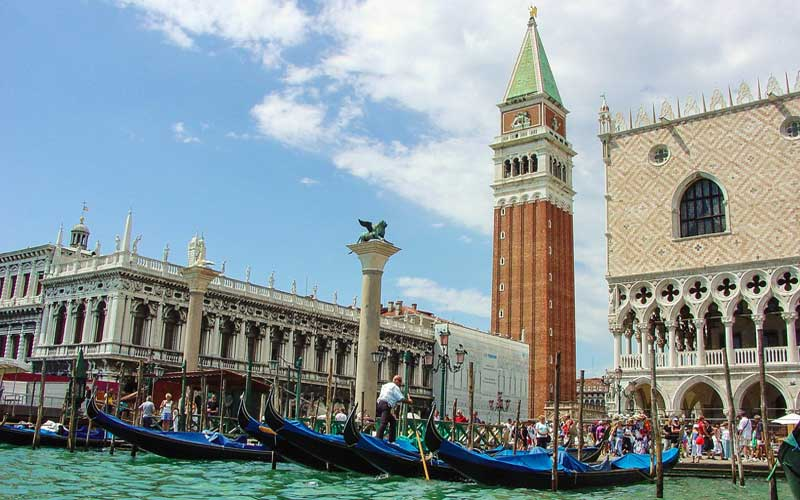 Бесплатный аудиогид по Венеции