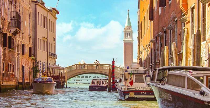 Бесплатная экскурсия по Венеции аудиогид