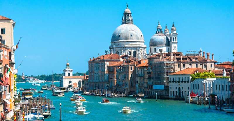 бесплатная экскурсия Венеция