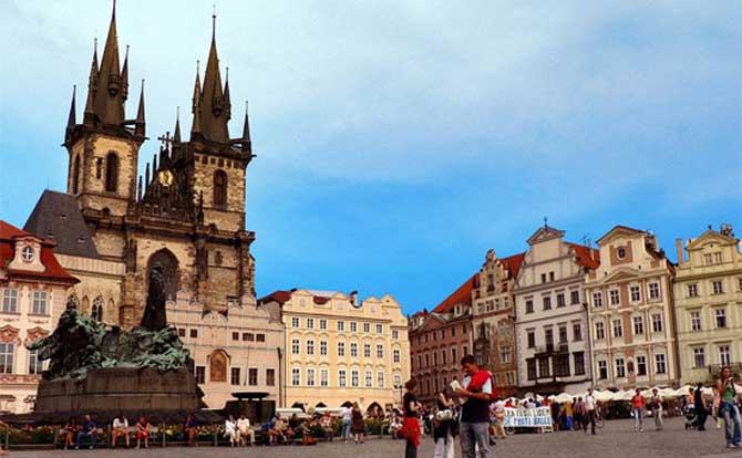 Выходные в Праге что посмотреть за пару дней