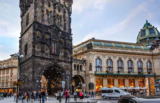 Прага на выходные как организовать поездку