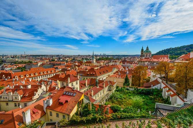 выходные в Праге чем заняться