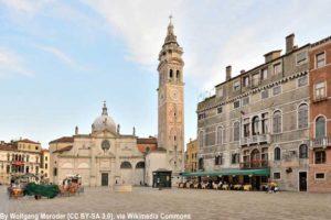 Экскурсии Венеция достопримечательности на карте