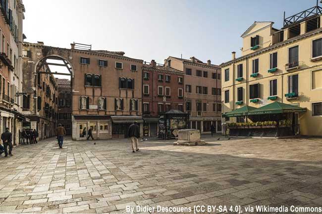 интересные места Венеции экскурсии
